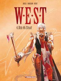 Hier klicken, um das Cover von W.E.S.T. 4: Der 46. Staat zu vergrößern