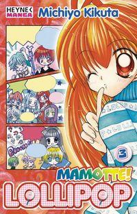 Hier klicken, um das Cover von Mamotte Lollipop 3 zu vergrößern