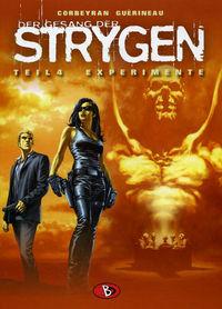 Hier klicken, um das Cover von Der Gesang der Strygen 4 (von 6) - Experimente zu vergrößern