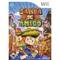 Hier klicken, um das Cover von Samba De Amigo [Wii] zu vergrößern