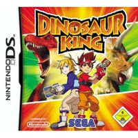 Hier klicken, um das Cover von Dinosaur King [DS] zu vergrößern