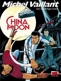 Hier klicken, um das Cover von Michel Vaillant 68: China Moon zu vergrößern