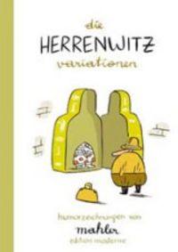 Hier klicken, um das Cover von Die Herrenwitz-Variationen zu vergrößern