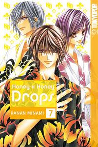 Hier klicken, um das Cover von Honey x Honey Drops 7 zu vergrößern