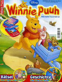 Hier klicken, um das Cover von Winnie Ouuh 11/2008 zu vergrößern