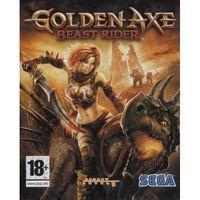 Hier klicken, um das Cover von Golden Axe: Beast Rider [PS3] zu vergrößern
