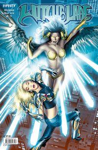 Hier klicken, um das Cover von Witchblade Neue Serie 72 zu vergrößern
