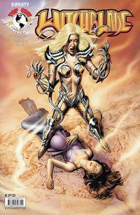 Hier klicken, um das Cover von Witchblade Neue Serie 74 zu vergrößern