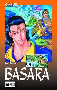 Hier klicken, um das Cover von Basara 20 zu vergrößern