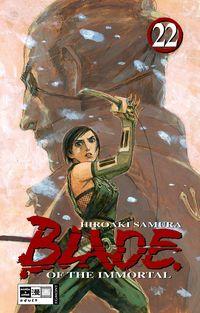 Hier klicken, um das Cover von Blade of the Immortal 22 zu vergrößern
