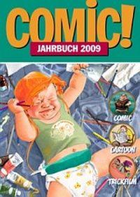 Hier klicken, um das Cover von Comic! Jahrbuch 2009 zu vergrößern