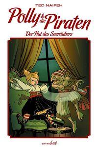 Hier klicken, um das Cover von Polly & die Piraten 2: Der Hut des Seerae~ubers zu vergrößern