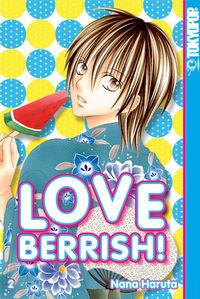 Hier klicken, um das Cover von Love Berrish! 2 zu vergrößern