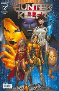 Hier klicken, um das Cover von Hunter Killer 0 (Silvestri Cover) zu vergrößern