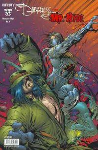 Hier klicken, um das Cover von Monster War 4: Darkness vs. Mr. Hyde zu vergrößern