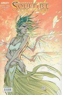 Hier klicken, um das Cover von Soulfire: Dying of the Light 1 zu vergrößern