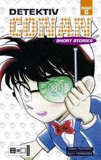 Hier klicken, um das Cover von Detektiv Conan Short Stories 6 zu vergrößern