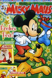 Hier klicken, um das Cover von Micky Maus 52/2008 zu vergrößern