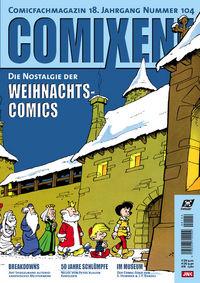 Hier klicken, um das Cover von Comixene 104 zu vergrößern