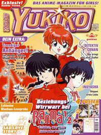 Hier klicken, um das Cover von Yukiko 08/06 zu vergrößern