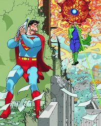 Hier klicken, um das Cover von All Star Superman 6 zu vergrößern
