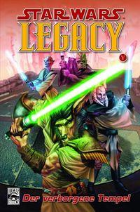 Hier klicken, um das Cover von Star Wars Sonderband 48: Legacy V - Der verborgene Tempel zu vergrößern