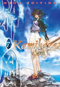 Hier klicken, um das Cover von Kamikaze 7 zu vergrößern