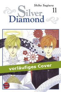 Hier klicken, um das Cover von Silver Diamond 11 zu vergrößern