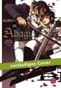 Hier klicken, um das Cover von Blood+ Adagio 1 zu vergrößern