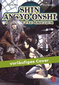 Hier klicken, um das Cover von Shin Angyo Onshi 13 zu vergrößern