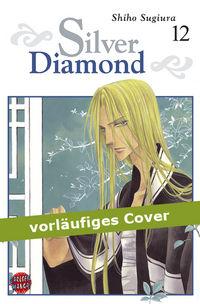 Hier klicken, um das Cover von Silver Diamond 12 zu vergrößern