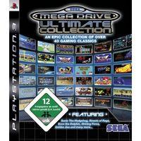 Hier klicken, um das Cover von SEGA Mega Drive Ultimate Collection [PS3] zu vergrößern