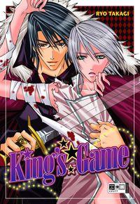 Hier klicken, um das Cover von King�s Game � Ousama Game zu vergrößern