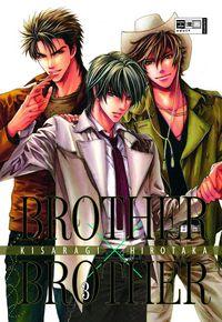 Hier klicken, um das Cover von BrotherXBrother 3 zu vergrößern