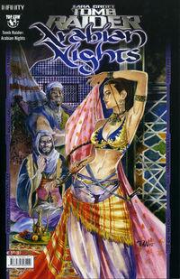Hier klicken, um das Cover von Tomb Raider: Ariabian Nights zu vergrößern