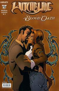 Hier klicken, um das Cover von Witchblade Sonderheft9: Blood Oath 2 (von 2) zu vergrößern