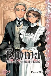 Hier klicken, um das Cover von Emma - Eine viktorianische Liebe 10 zu vergrößern