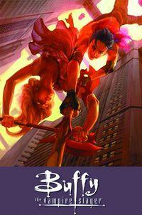 Hier klicken, um das Cover von Buffy The Vampire Slayer 8. Staffel 4: Jetzt kommt Fray! zu vergrößern