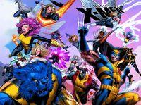 Hier klicken, um das Cover von X-Men 100 zu vergrößern