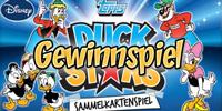DuckStars - ganz Entenhausen ist im Sammelkartenfieber