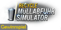 RECYCLE: Müllabfuhr-Simulator