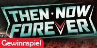 WWE Then, Now & Forever Sticker-Kollektion