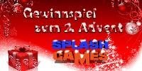 Das große SplashGames-Adventsgewinnspiel zum 2. Advent