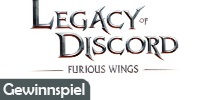 Legacy of Discord - Furious Wings