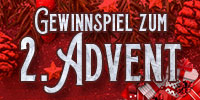 SplashGames feiert den 2. Advent