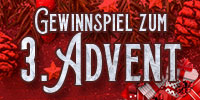 SplashGames feiert den 3. Advent