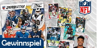 Panini NFL 2019 Sticker & Trading Cards Kollektion