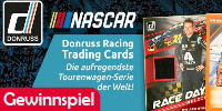NASCAR 2020 Panini DONRUSS Racing Trading Cards