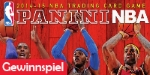 Panini NBA 2014-15 Trading Card Game