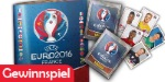 Panini UEFA Euro 2016 Official Sticker Collection - Ergänzungs-Set